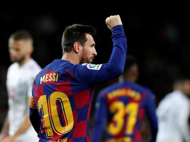 O que você sabe sobre Lionel Messi?