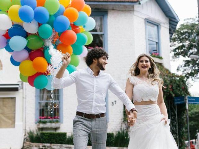 Monte o seu casamento e saiba onde será sua lua de mel