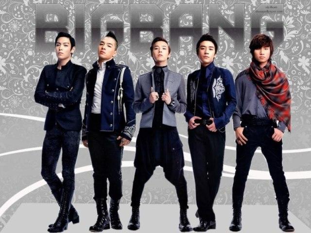 Quem você seria dos BIGBANG?