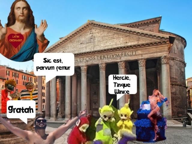 Quem você seria na Roma Antiga?