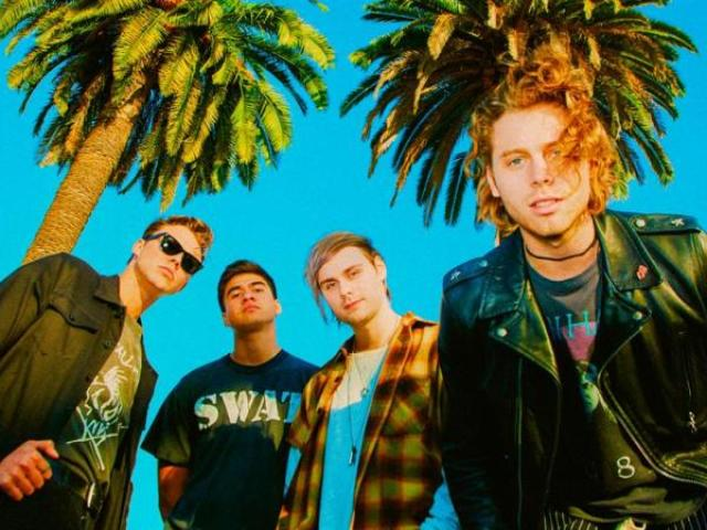 O quanto você sabe sobre a banda 5 Seconds of Summer?