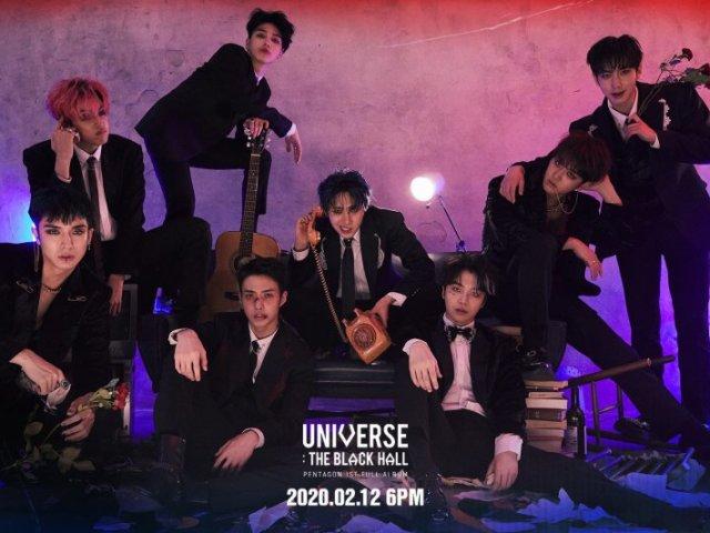 Monte seu boy group de K-Pop e Descubra com qual música você debutaria