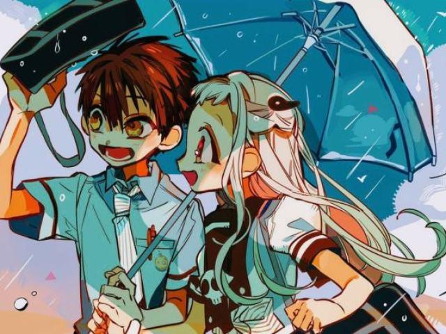 Quem você seria no anime: Jibaku Shounen Hanako-kun?