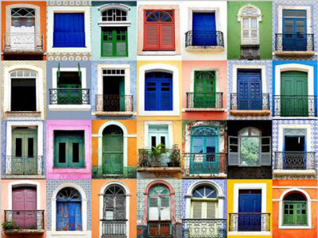 Qual janela representa sua alma?