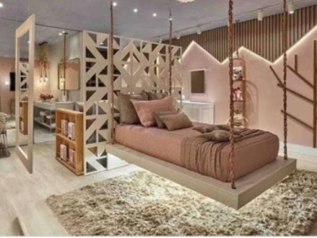 Monte seu quarto! 🛌