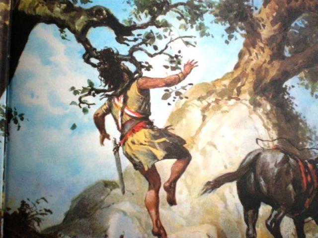 Concurso Bíblico - 2 SAMUEL