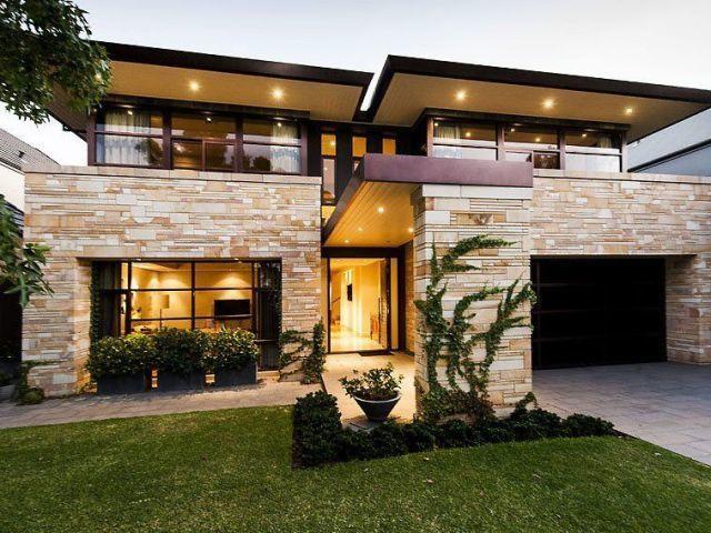 Como seria sua casa?