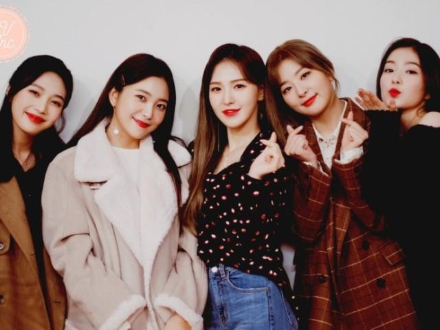 Viva um dia de luxo e descubra quem do Red Velvet seria sua amiga!