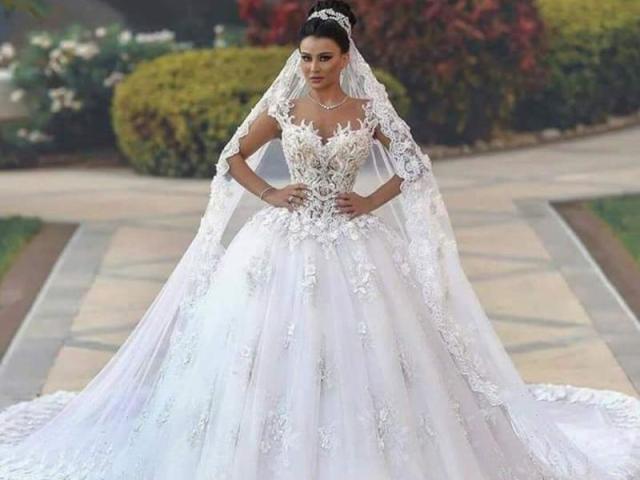 Qual será o seu vestido de noiva?