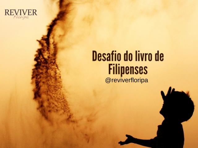 Filipenses - Desafio Bíblico.