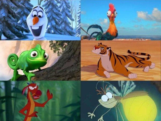 Qual mascote da Disney lhe representa?