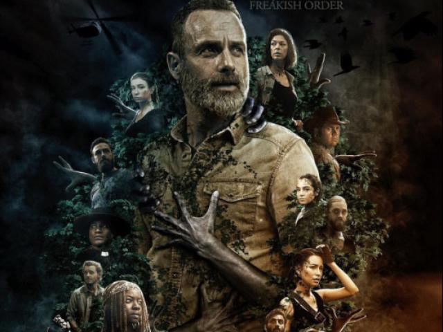 Você consegue lembrar quem morreu em The Walking Dead no decorrer da série?