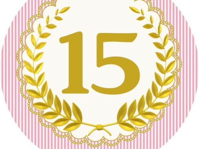 Como seria sua festa de 15 anos!?