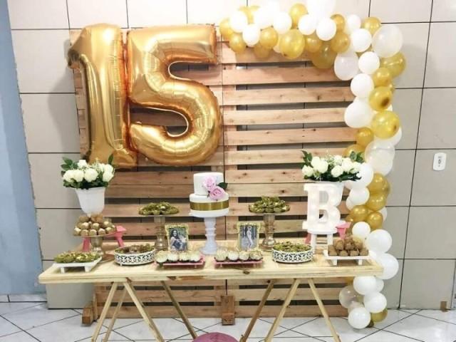 Como seria sua festa de aniversário?