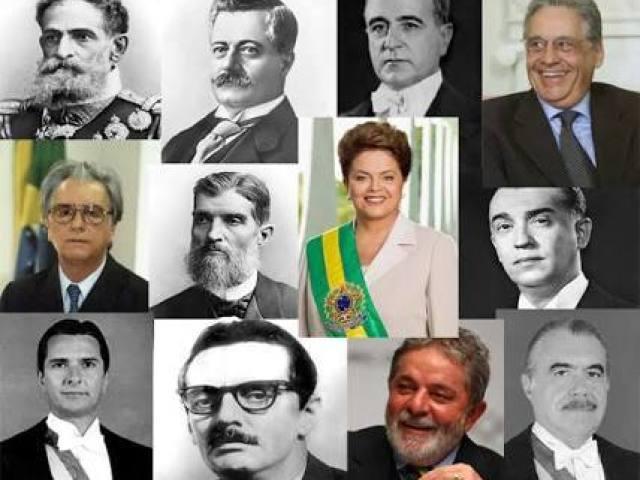 Qual ex presidente do Brasil você seria?