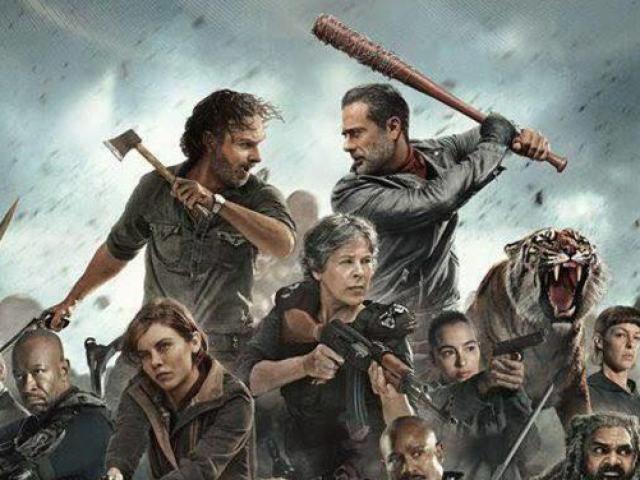 Quem você seria em The Walking Dead?