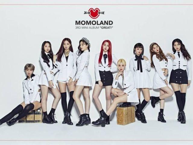 Você sabe qual é a posição de cada integrante do Momoland?