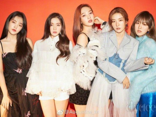 Monte o seu look e descubra quem do Red Velvet te convidaria para sair!