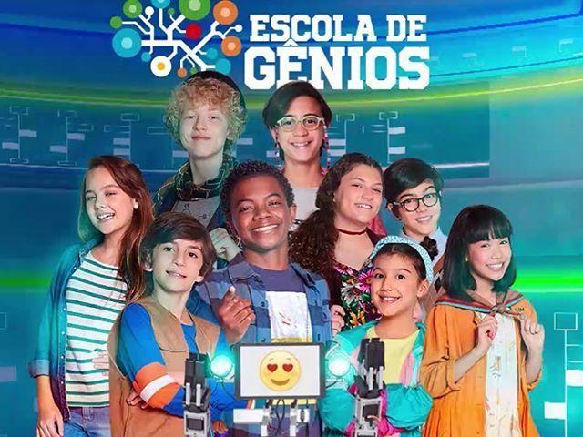 Quem você seria na Escola de Gênios? (Temporada 3)