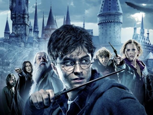 ☇Quem você seria da saga Harry Potter?☇