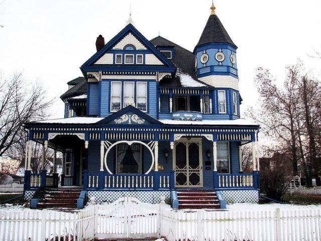 Monte sua casa e diremos a qual década você pertence!