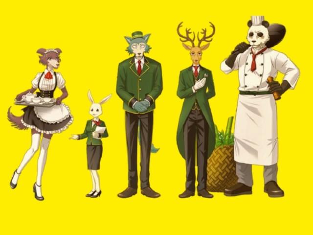 Descubra qual personagem de Beastars você seria?