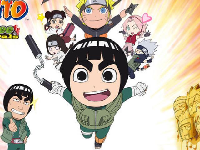 Você sabe o nome dos personagens de Naruto!? (Parte 3/3)(Hard)