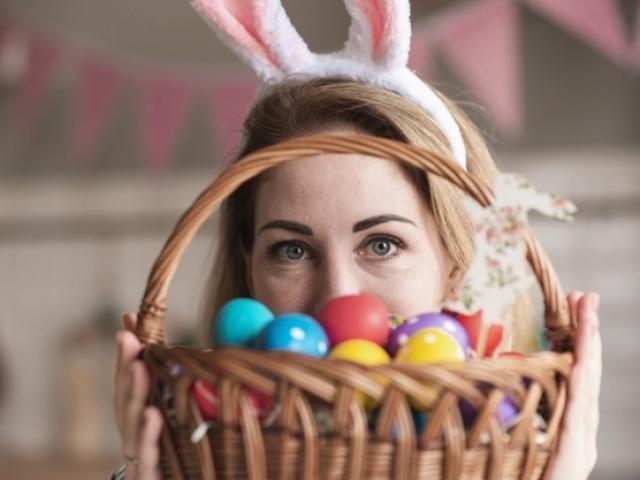 Monte seu dia de Páscoa e diremos quem é você na Páscoa!