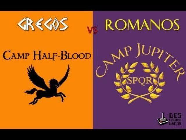 Você seria Grego ou Romano?