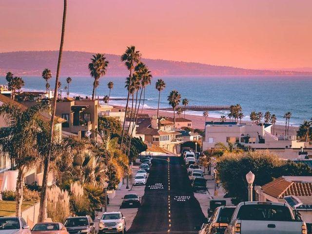 Monte seu intercâmbio para Los Angeles
