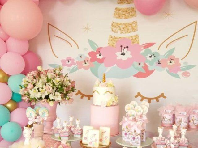 Qual seria o tema da sua festa de aniversário?