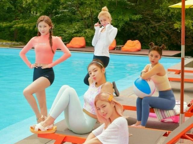 🌴🍹Monte sua festa na piscina e descubra qual grupo de K-pop iria🍹🌴