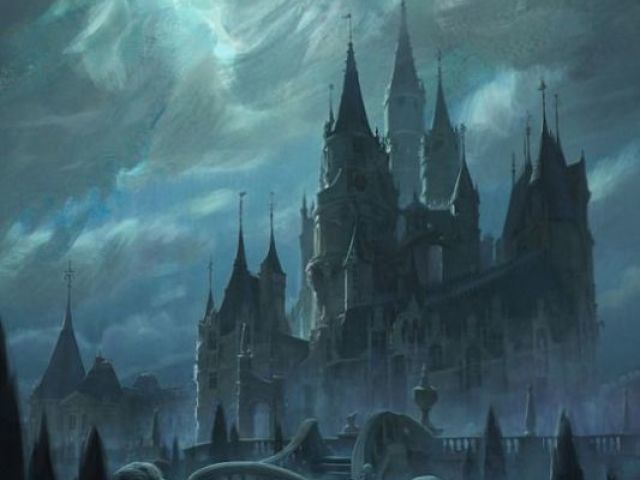 - Um Reino Estranho (1/?) -