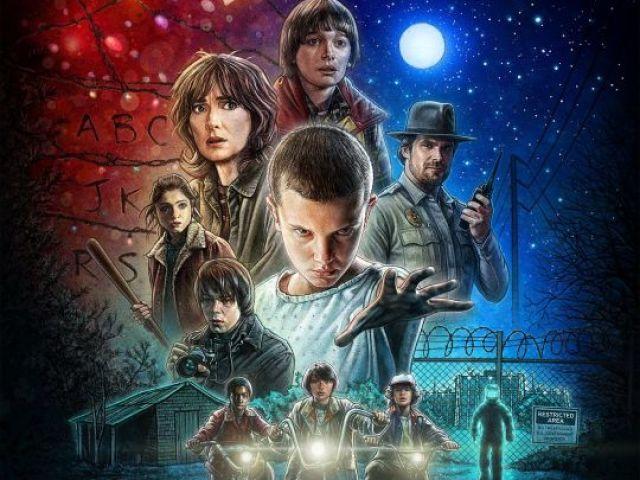 Quem você seria em Stranger Things?