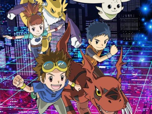 Qual seria seu parceiro Digimon em 'Digimon Tamers'?
