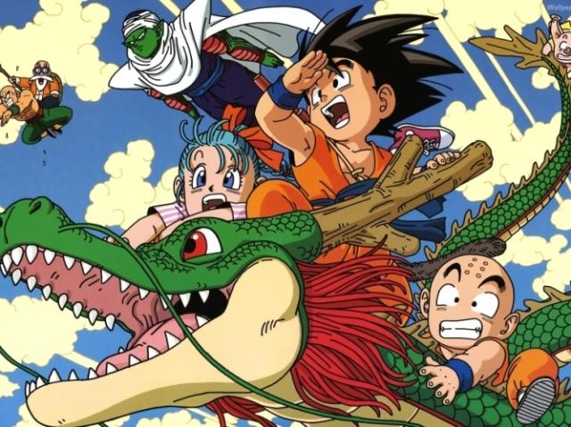 Quem é esse personagem de Dragon Ball?