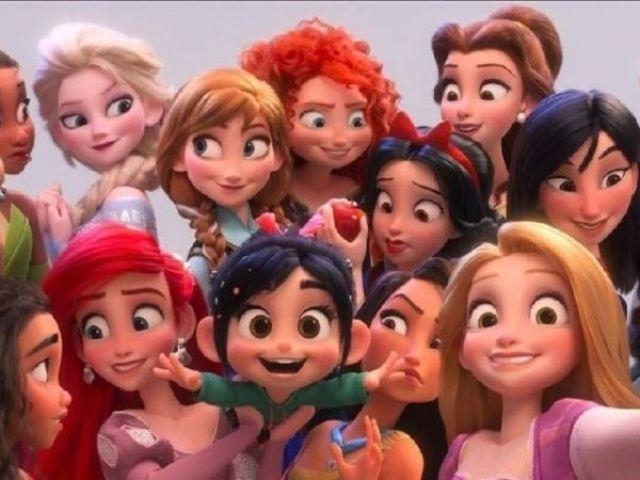 Qual princesa você seria? 🙃❣