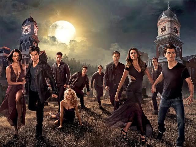 Quem você seria em The Vampires Diares?