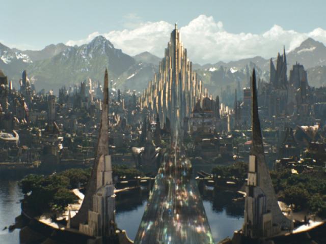 Monte sua casa e descubra em qual lugar da ficção você deveria morar!