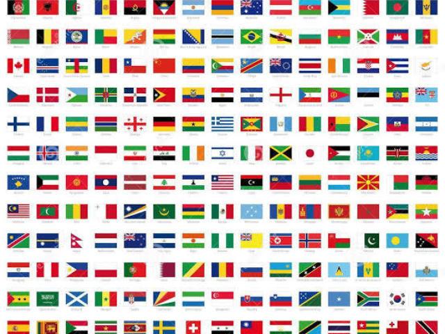 Quiz sobre bandeiras impossível! (A não ser que você seja um Vexilólogo )