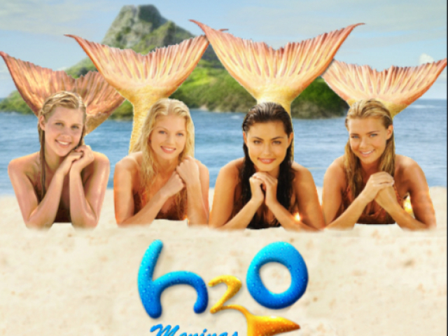 Qual sereia você seria em H2O: Meninas Sereias?
