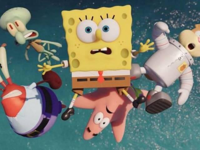Quem você é em Bob Esponja Calça Quadrada?