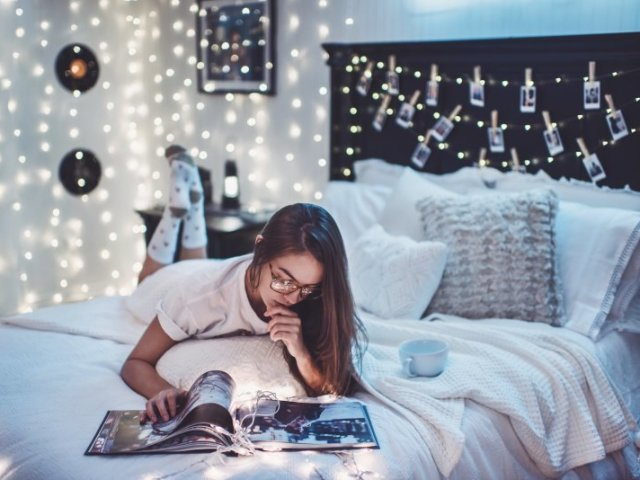 Monte seu quarto e diremos qual rede social combina com você!