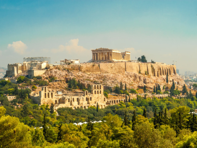 Quiz - Grécia Antiga e Mitologia Grega