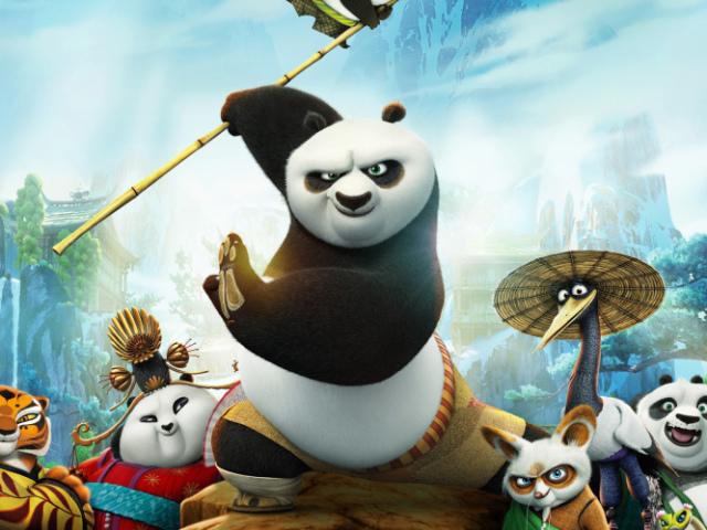 Você realmente é fã de Kung Fu Panda?
