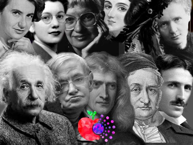 Qual cientista você é?