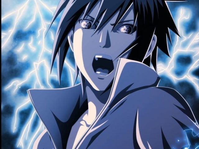 Você conhece Sasuke Uchiha(hard)