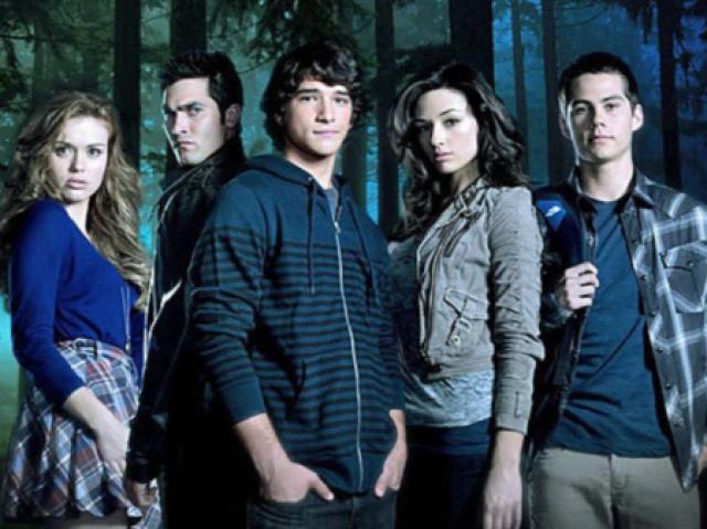 O que ser você seria em Teen Wolf?