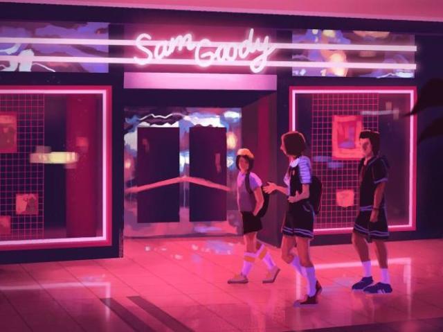 Quem do Starcourt Mall Você é?