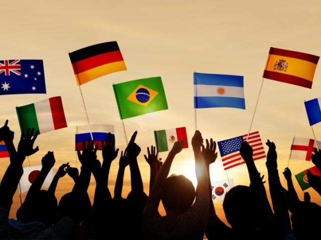 Você consegue acertar qual é a bandeira correta?